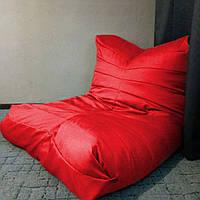 Кресло мешок Relax красный