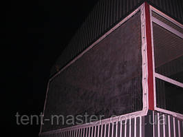 Промышленные шторы.
