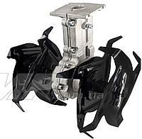 Насадка культиватор(фреза) для бензокосы, триммера, мотокосы  4T-вал ,26mm- штанга на подшипниках