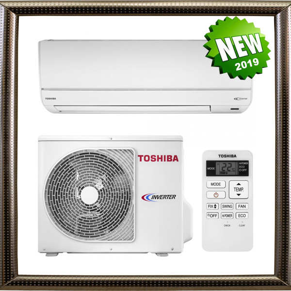 Кондиционер Toshiba RAS-107SKV-E7/RAS-107SAV-E6 до 25 кв.м. серия Avant inverter (до -15C)