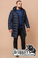 Зимняя мужская удлиненная куртка Braggart 'Aggressive' (Браггарт)