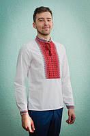 История украинской мужской вышиванки