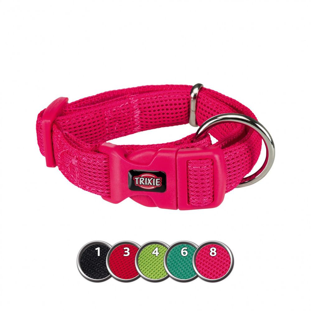 "Trixie TX 16451-16453  ошейник для собак ""дышащий"" мягкий 30-45 см"
