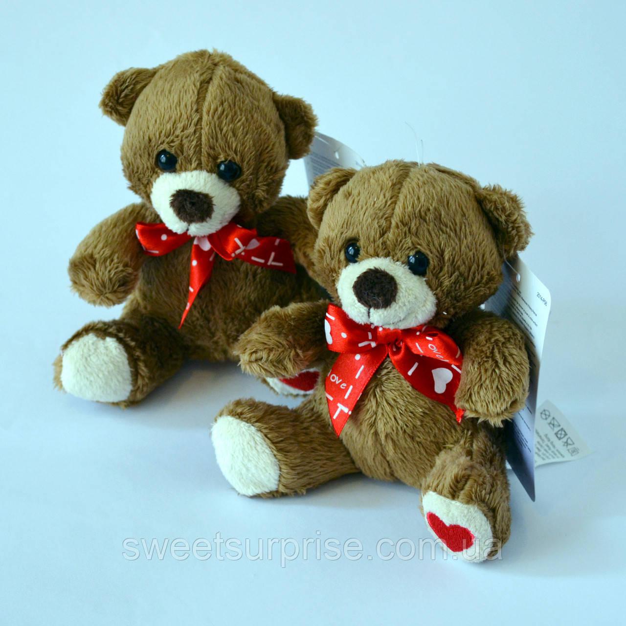 """Мягкая игрушка """"Плюшевый  медвежонок"""""""