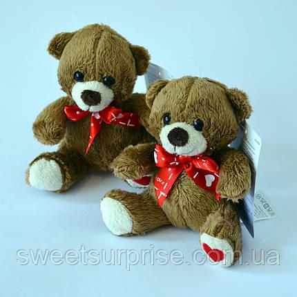 """Мягкая игрушка """"Плюшевый  медвежонок"""" , фото 2"""
