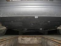 Защита картера двигателя и КПП для VW T5 ( с боковыми крыльями)