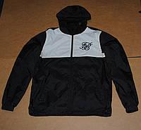 SikSilk стильная мужская ветровка куртка