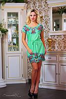 Платье 0770 / мята