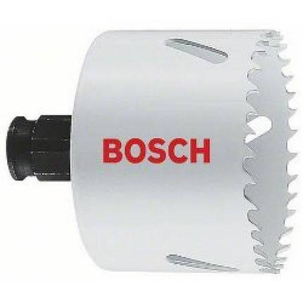 Биметаллическая кольцевая пила Bosch Progressor for Wood and Metal 29 х 40, фото 2