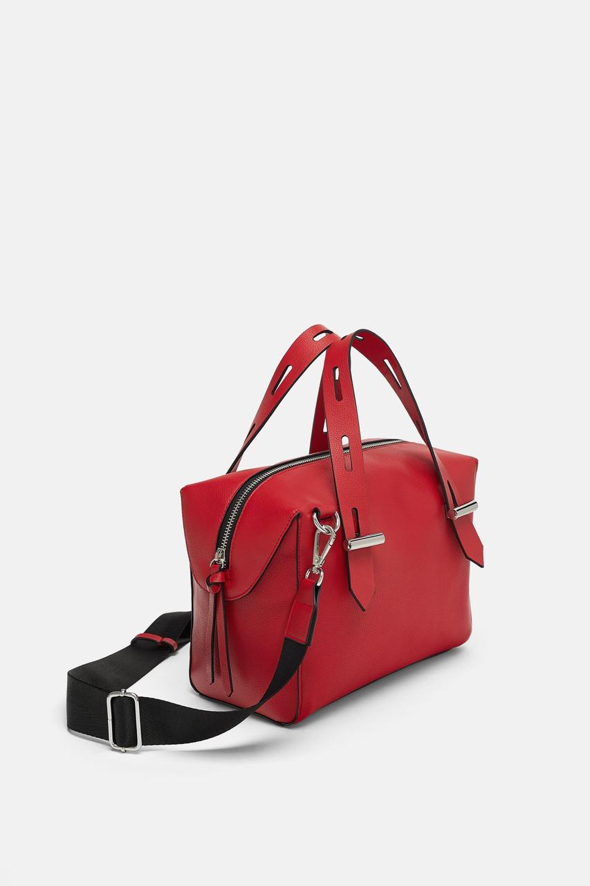 Сумка ZARA женская сумочки женские через плечо