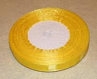 Лента органза 952 жёлтый 1,2 см, фото 1