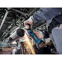 Шлифмашина угловая Bosch GWS 18-125 V-Li, фото 2