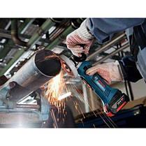 Шлифмашина угловая Bosch GWS 18-125 V-Li, фото 3