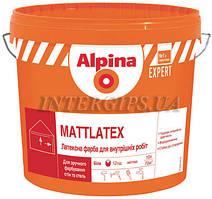 ALPINA Mattlatex 18л устойчивая латексная краска для интерьеров
