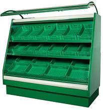 Стеллаж холодильный COLD VEGA/o (R-F/o)