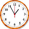 "настенные часы ""Classic""  круглые pine"