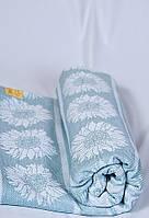 Слинг шарф. Голубое солнце 4,7м