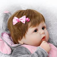 Кукла реборн 42 см девочка Зоя