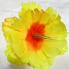 Нарцисс головка гигант (800 шт./ уп.) Искусственные цветы оптом, фото 2