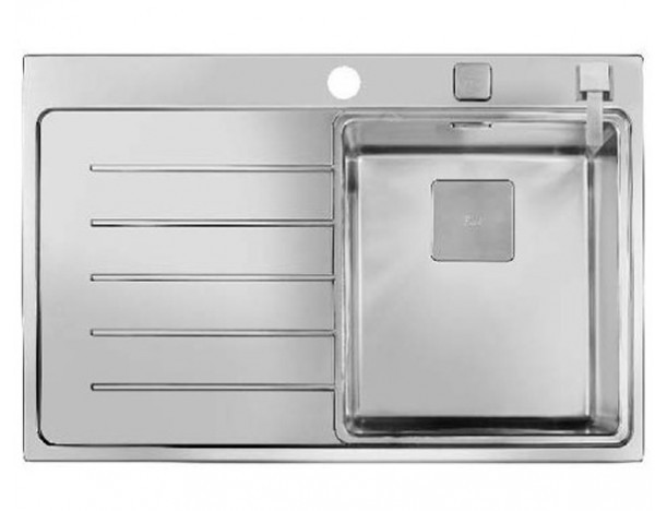 Мийка кухонна TEKA ZENIT R15 1B 1D LHD 78 полірована