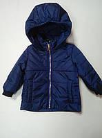 Курточка демисезонная р.74-92