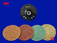 Набор шлифовальный д. 115 мм для деликатной обработки цветных и черных металлов - Scotch-Brite™ SC-DH