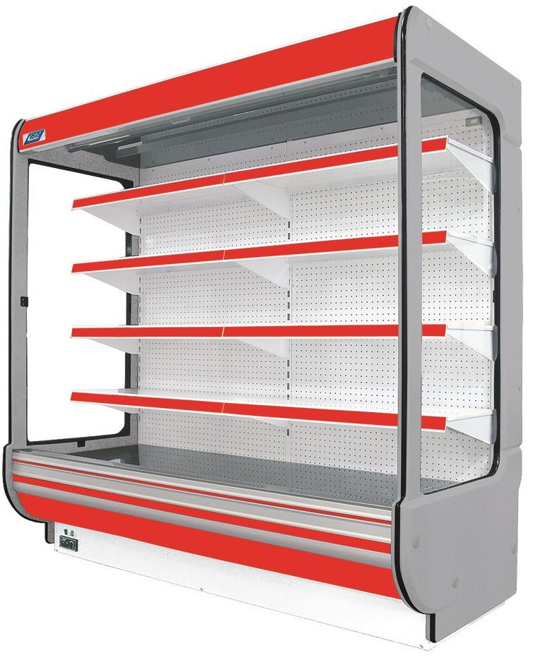 Стелаж холодильна шафа COLD Remo (R)*655/o