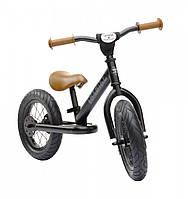 TRYBIKE - Балансирующий велосипед, цвет черный