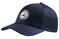 Женская бейсболка Mercedes-Benz Ladies Classic Cap Blue