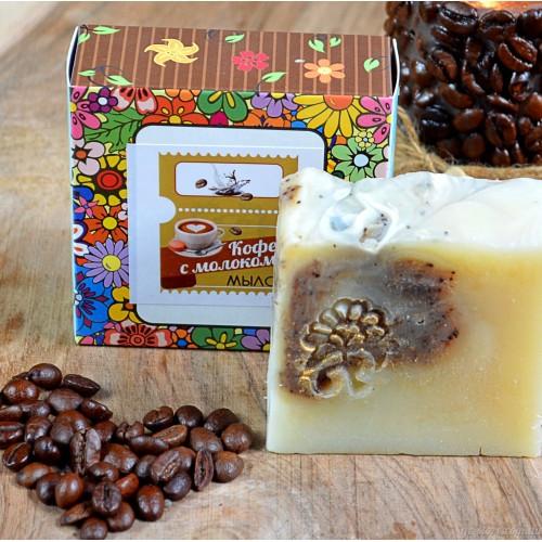 Мыло в домашних условиях кофейное мыло скраб с натуральным молотым кофе