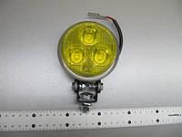 Противотуманные светодиодные фары  DB-2001 9W желтые, фото 1