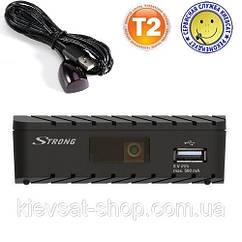 Strong SRT 8203 |  выносной IRD датчик иннфрокрсного управления, DVB-T2, DVB-T2