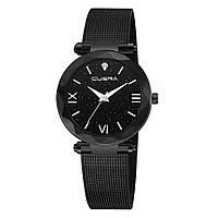 Модные женские наручные часы CUENA с римским циферблатом | 34866-1