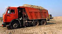 Евро камаз мытого песка до 12м3