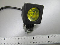 Противотуманные светодиодные фары  LED 11-10 W Spot IP67, фото 1