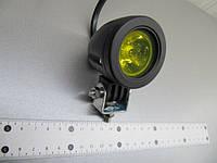 Противотуманные светодиодные фары  LED 21-10 W Spot IP67, фото 1
