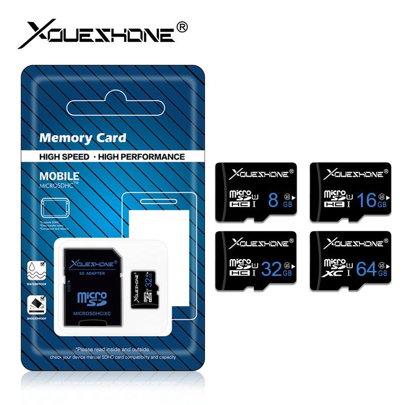 Карта памяти micro sd 32 Gb Класс 10
