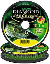 Леска  Salmo DIAMOND EXELENCE  150 m