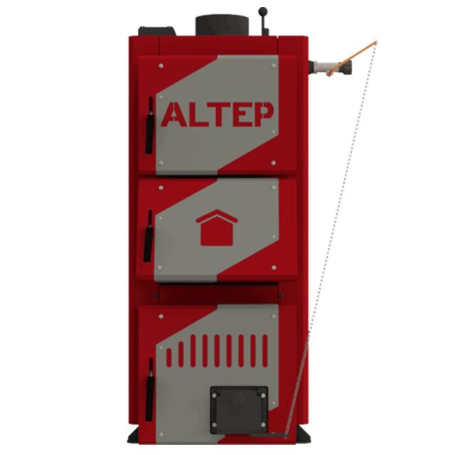 Котел тривалого горіння, на твердому паливі Altep (Альтеп) Classic 12 кВт