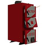 Котел тривалого горіння, на твердому паливі Altep (Альтеп) Classic 12 кВт, фото 2