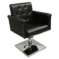 Парикмахерские кресла гидравлика на квадрате кресло парикмахера для салона красоты SP070