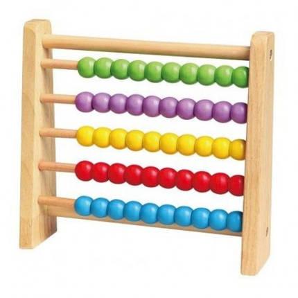 Развивающая игрушка Счеты Viga Toys (54224), фото 2