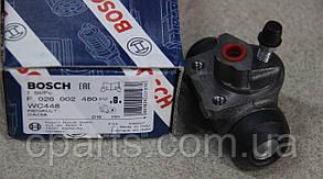 Циліндр гальмівний задній Dacia Logan MCV (Bosch F026002480)(висока якість)