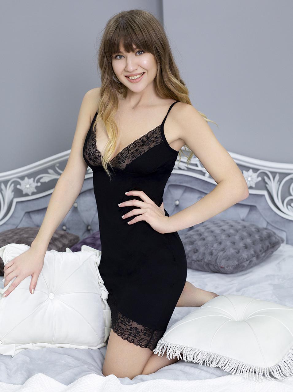 Сорочка ночная Lady Black