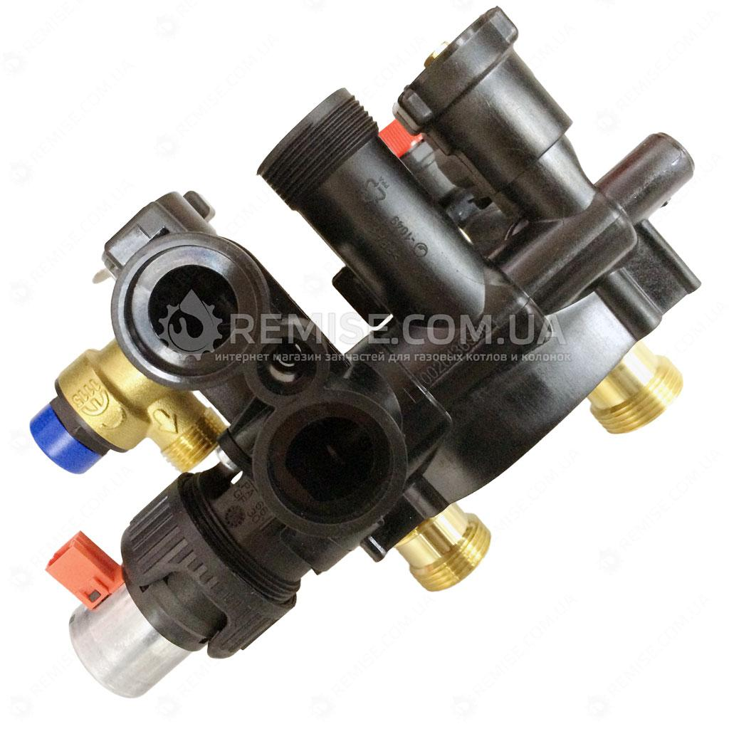 Трехходовой клапан Saunier Duval Isofast C35, F35 - S1025500