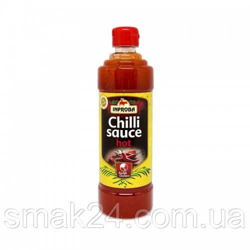 Соус острый Chilli Sauce hot  Inproba 500мл Нидерланды