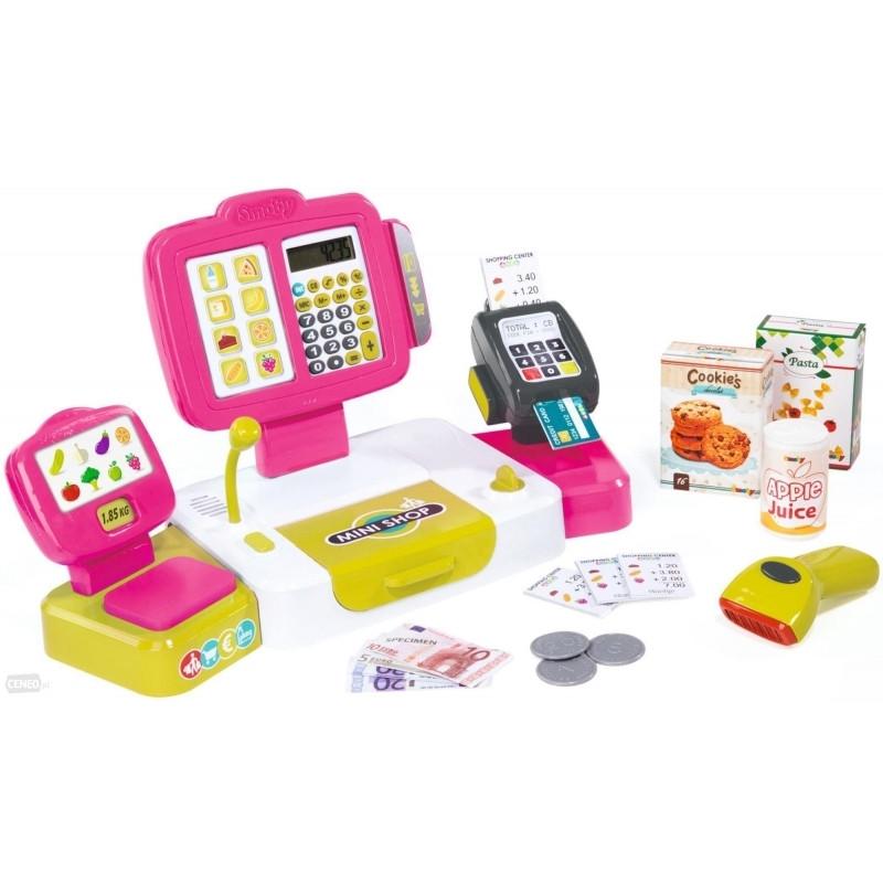Детский кассовый аппарат Smoby 350108