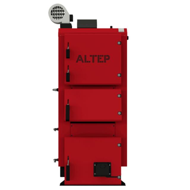 Котел твердотопливный длительного горения ALtep Альтеп Duo Plus 75 кВт