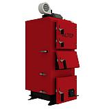 Котел твердотопливный длительного горения ALtep Альтеп Duo Plus 95 кВт, фото 3