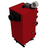 Котел твердотопливный длительного горения ALtep Альтеп Duo Plus 95 кВт, фото 4